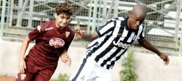 Pedro Almeida, difensore giovanili Juventus