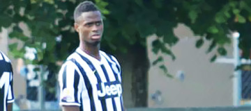 Vajebah Sakor, centrocampista Juventus