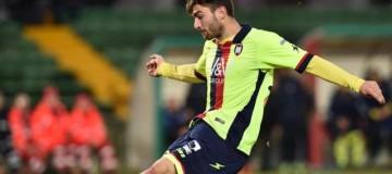 Stefano Padova, attaccante Crotone