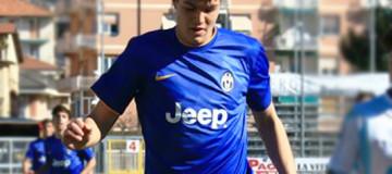 Andrea Favilli, attaccante Juventus Primavera