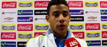 Andrés Felipe Tello, intervista per AS