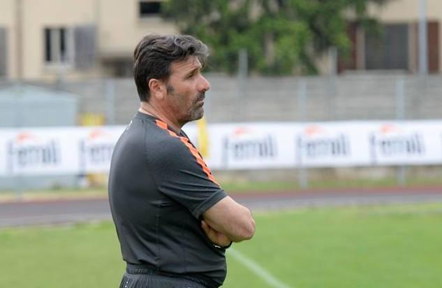 Davide Cei, allenatore Juventus Giovanili