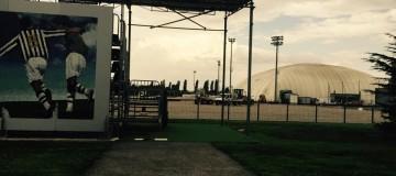 Lavori Juventus Center Vinovo