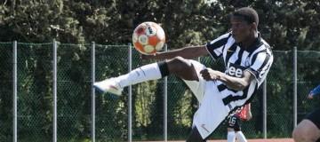 Ibrahima Diallo, attaccante Juventus giovanili