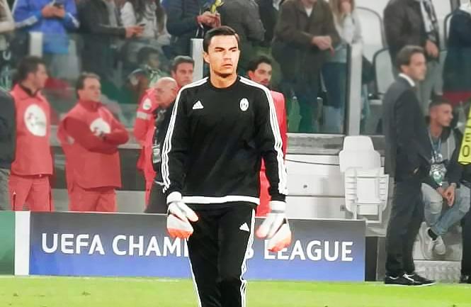 Emil Audero, portiere Juventus