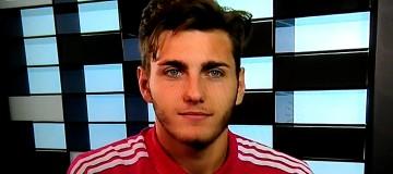 Yoan Severin, difensore Juventus Giovanili