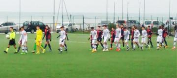Giovanissimi, Genoa-Juventus 3-0
