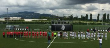 Allievi, amichevole Juventus - Escuelas Deportivas de Pinto 7-0
