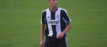 Giacomo Galvagno, attaccante Juventus Giovanili