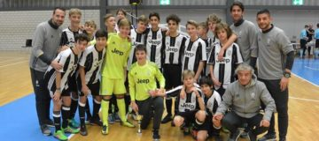 Giovanissimi Regionali alla Saint-Nicolas Cup