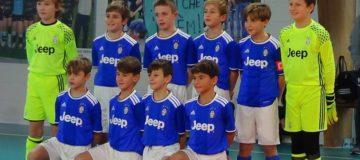 Pulcini 2007 al Torneo di Capergnanica