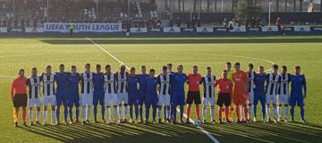 Youth League, Juventus - Dinamo Zagabria 0-1