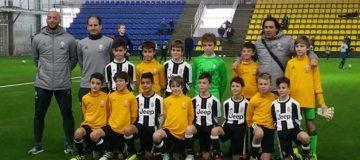 Pulcini 2007 alla Ateitis Cup