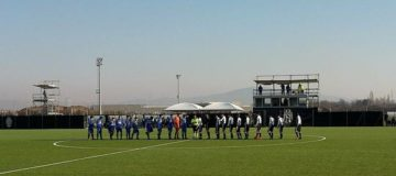 Under15, Juventus-Sampdoria
