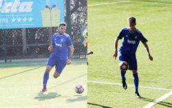 Juventus, Macek e Kastanos