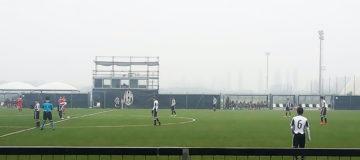 Under15, amichevole Juventus-Sudtirol 2-0