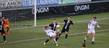 Under17, Virtus Entella - Juventus 1-2