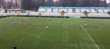 Under15, Pro Vercelli - Juventus
