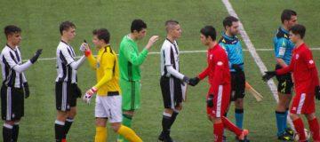 Under16, Pro Vercelli - Juventus 1-3