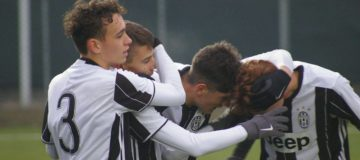 Under16, Juventus-Trapani 5-0
