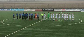 Under15, Novara-Juventus