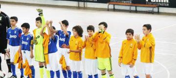 Pulcini 2006 al European Futsal Cup