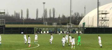 Under17, Juventus-Trapani 4-2