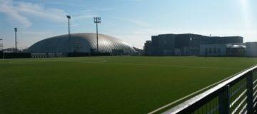 Vinovo, centro sportivo Juventus