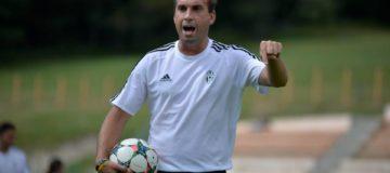Stefano Della Rosa, allenatore Juventus Giovanili