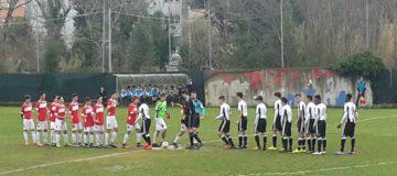 Under15, Pisa-Juventus
