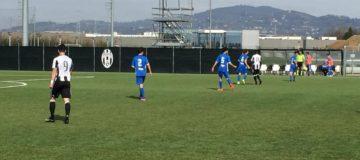 Under16, Empoli-Juventus