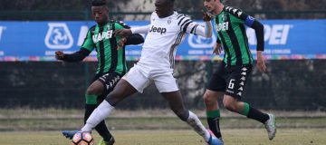 Moise Kean, attaccante Juventus