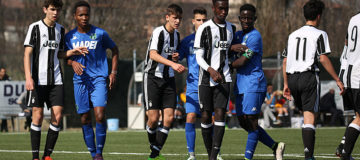 Under15, Sassuolo-Juventus 4-3