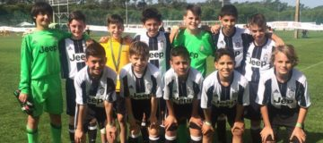Esordienti 2005 al Algarve Youth Cup