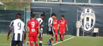 Under16, Juventus-Carpi 2-1