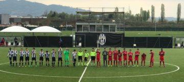 Under17, Juventus-Carpi