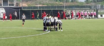 Under15, Juventus-Carpi