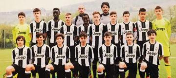 Esordienti 2004 Juventus al Torneo Italo-Tedesco