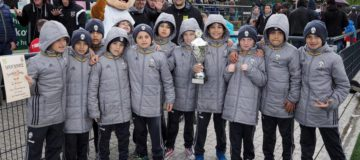 Pulcini 2008 alla International Super-Cup