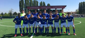 Under16 al Memorial Gusella