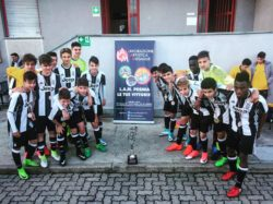 Under15 al Memorial Andrea Fortunato