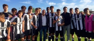 Juventus Under17 - Memorial Endro Lupi