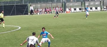 Under15, Juventus-Napoli 1-1