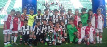 Pulcini 2008 alla SK Rapid Cup