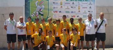 Esordienti 2005 al Torneo O Coelho Verde