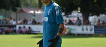Filippo Marricchi, dalla Juventus al Novara