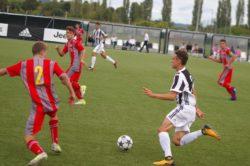 Under17, Juventus-Cremonese 3-2