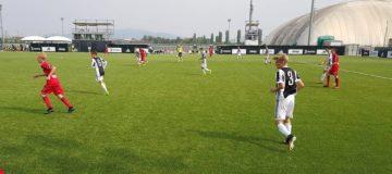Under15, Juventus-Carpi