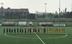 Amichevole, Chisola - Juventus Primavera