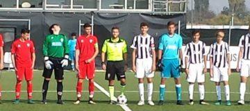 Amichevole Under16, Juventus - Pro Vercelli 2-1